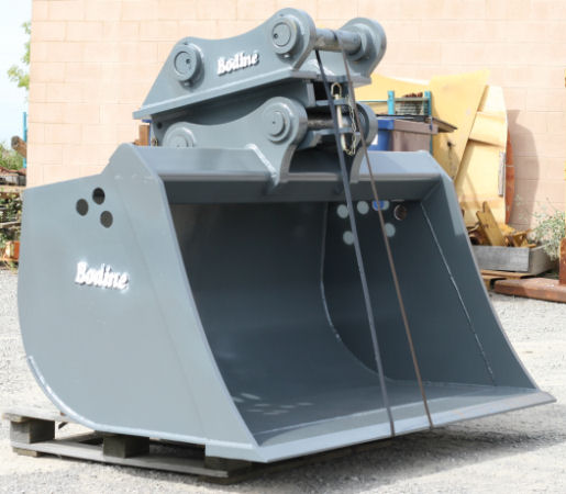 Bodine Mfg. Ditching Bucket Equipment