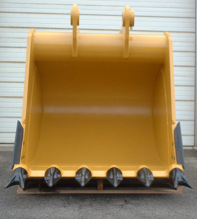 Bodine Mfg. Heavy Duty Bucket Equipment