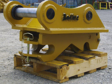 Bodine Mfg. Manual Quick Coupler Equipment