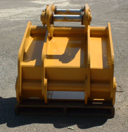 Bodine Mfg. Slab Bucket Equipment