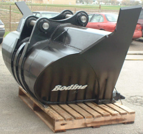Bodine Mfg. V Bucket Equipment