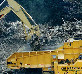 Let Bodine Mfg. Assist you in Demolition, Construction & Recycling Industries!