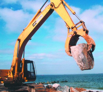 To see an Excavator at Work is a beautiful thing...To Help You Find The Right Attachment Is Simply Our Job!