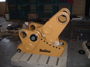 Bodine Mfg. Rock Tongs